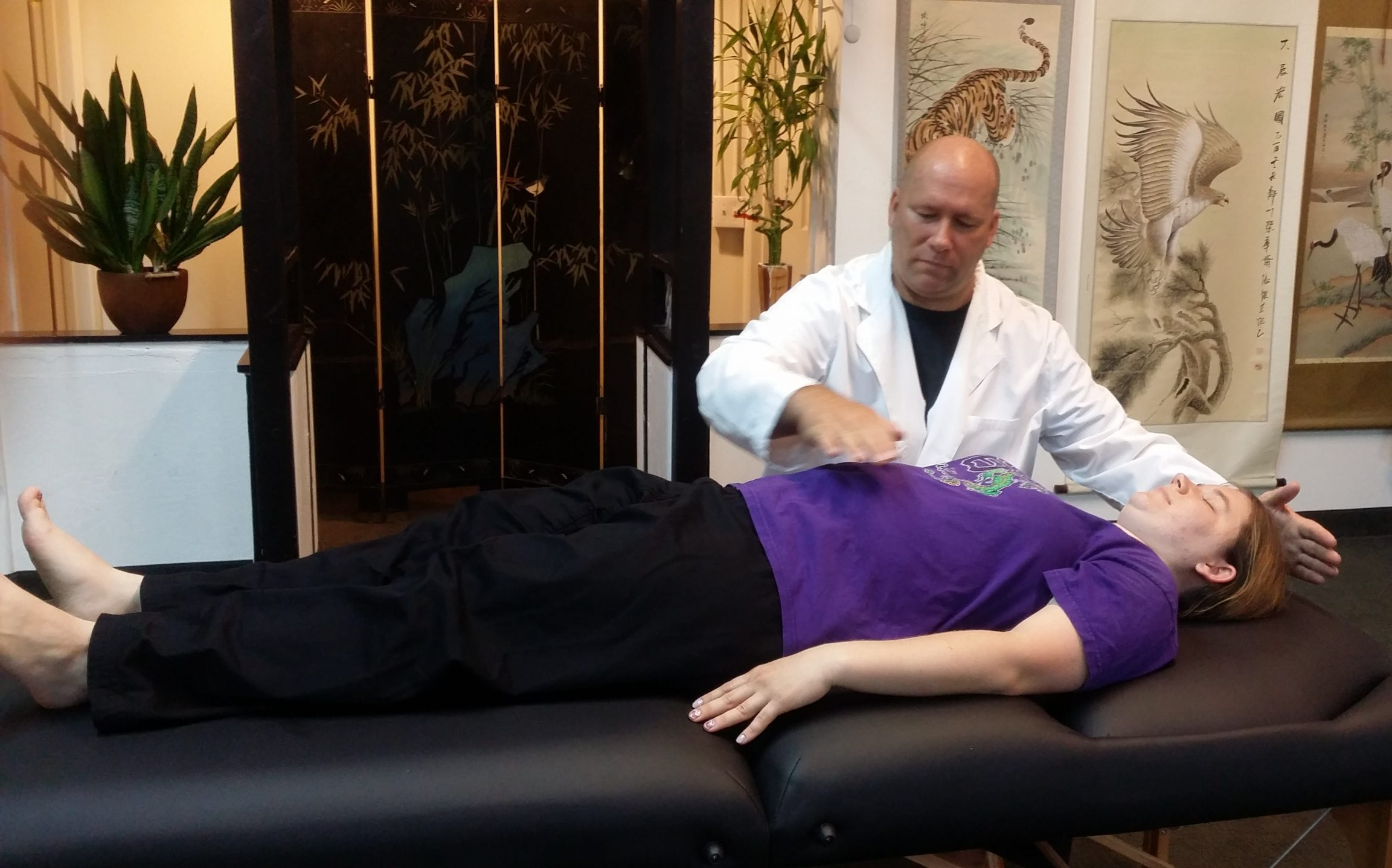 Qigong Treatment, alternative medicine